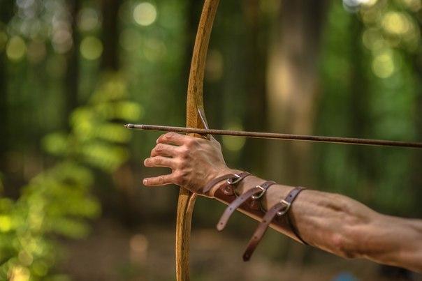 Как сделать лук из которого стрелять