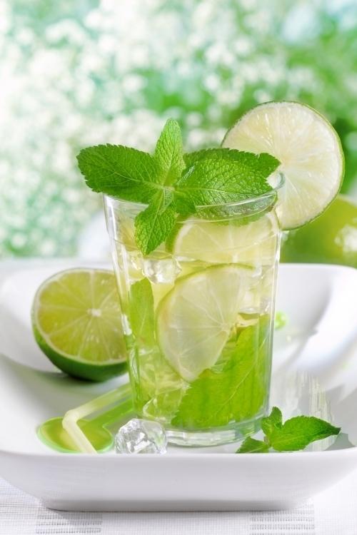 Лимонад из мяты и лимона в домашних условиях