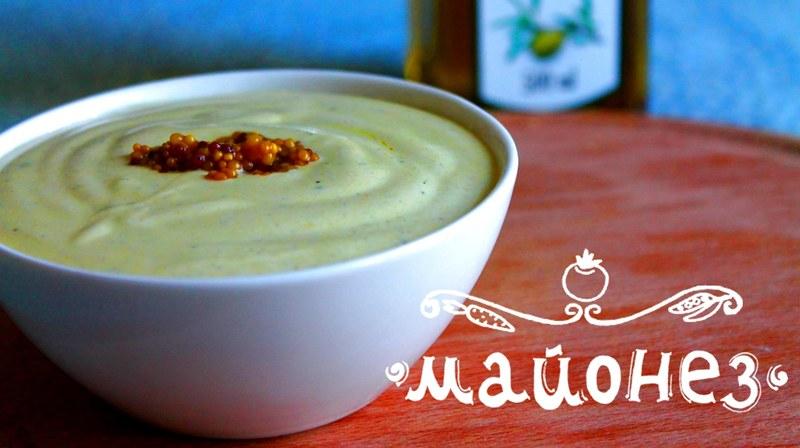 Готовим соус из сметаны или майонеза