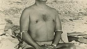 List_item_yogananda-meditating-beach